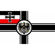 Vlag Kaiserliche Marine 1903 to1919