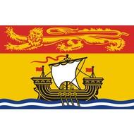 Vlag New Brunswick flag