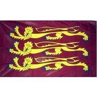 Vlag Old England Historic Richard the Lionheart