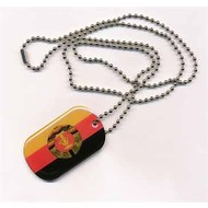 Dog Tag East Germany DDR Dog Tag