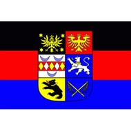 Vlag East Friesland region flag
