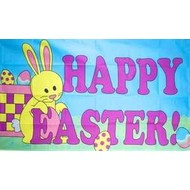 Vlag Pasen Easter vlag