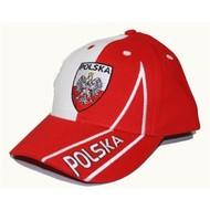 Baseball pet Polen vlag baseball pet