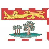 Vlag Prince Edward Island flag