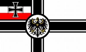 German flags Historical
