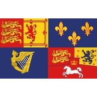 Vlag Royal Banner 1714-1801 Haus Hannover