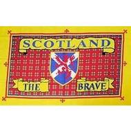 Vlag Schotland Scotland The Brave