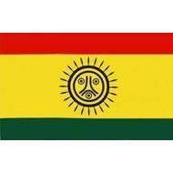 Vlag Taino Indian vlag