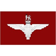 Vlag The Parachute Regiment Camp