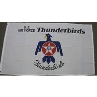 Vlag Thunderbirds US Air Force