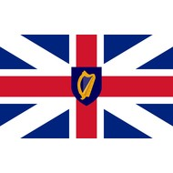 Vlag Union and Jack vlag 1658 to 1660
