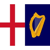 Vlag Union Jack & Command 1649 -1658