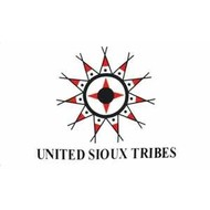 Vlag United Sioux Tribes Indian