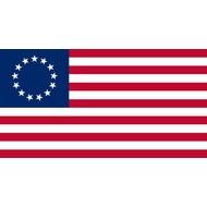 Vlag USA Betsy Ross