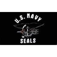Vlag USA Navy Seals flag