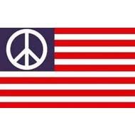 Vlag USA Peace