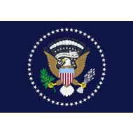 Vlag USA President Seal