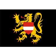 Vlag Vlaams Brabant Flemish Belguim Brabant