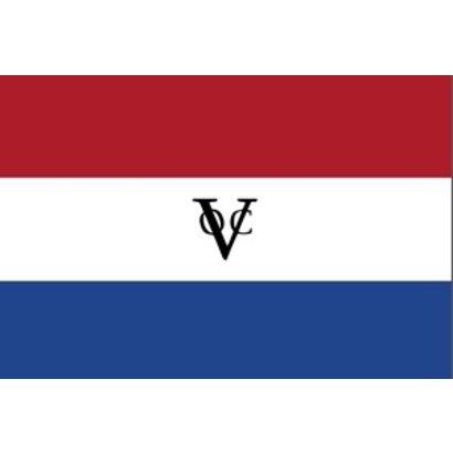 Vlag VOC United East India Company Flag