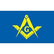 Vlag Vrijmetselarij Freemasons