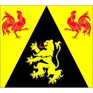Vlag Waals Brabant vlag