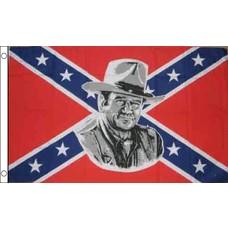 Vlag Confederate John Wayne vlag