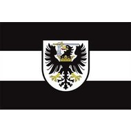 Vlag West Prussian 1886 to 1920