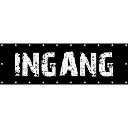 Spandoek Spandoek met eigen tekst of logo