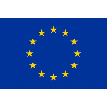 Bootvlag Europa EU Bootsvlag