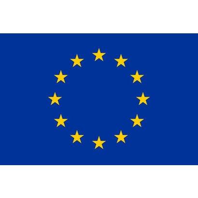 Bootvlag Europe EU boat flag
