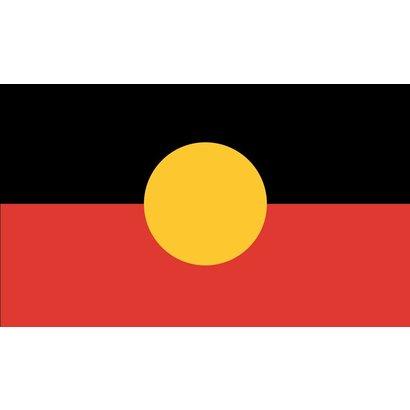 Vlag Aboriginal vlag