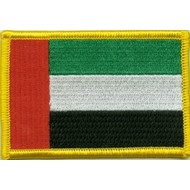 Patch United Arab Emirates flag patch
