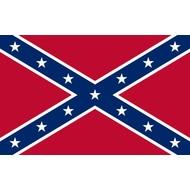 Vlag Confederates vlag Zuidstaten