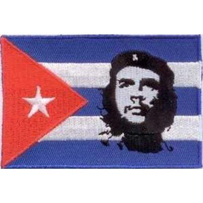 Patch Cuba Che Guevara vlag patch