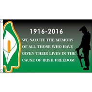 Vlag Irish Republic Easter Rising Freedom Flag