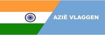 Azie Vlaggen
