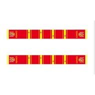Sjaal Spanje vlag Sjaal Scarf