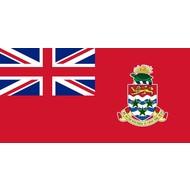Vlag Cayman Islands Marine flag