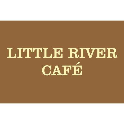 Vlag Little River Cafe Vlag