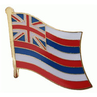 Speldje Hawaii flag lapel pin