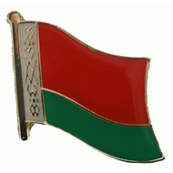 Speldje Belarus flag lapel Pin