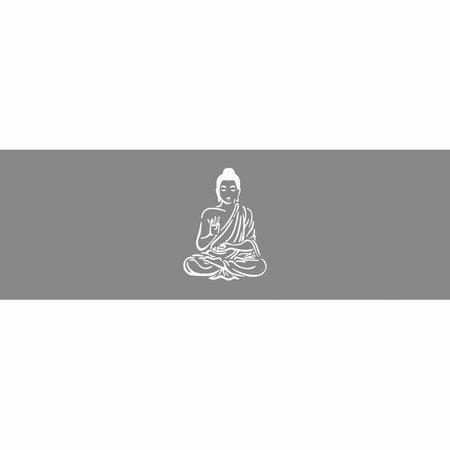 Raamfolie buddha