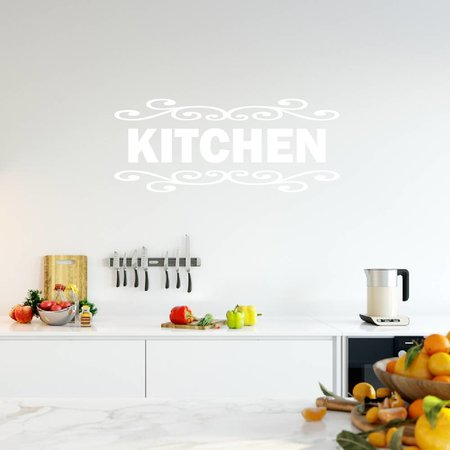 Muursticker Kitchen