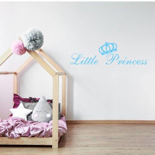 Muursticker Little princess