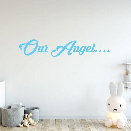 Muursticker our angel