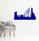 Muursticker Rotterdam