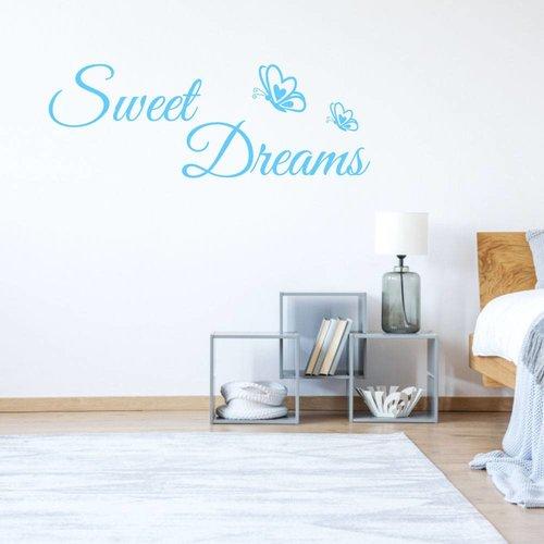 Muursticker Sweet Dreams