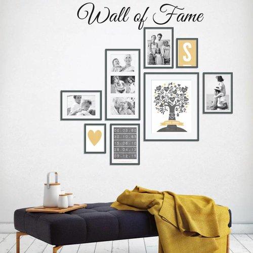 Muursticker Wall of Fame