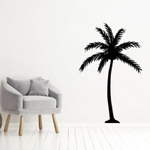Muursticker Palm boom