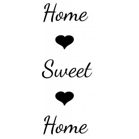 Home sweet Home trapsticker
